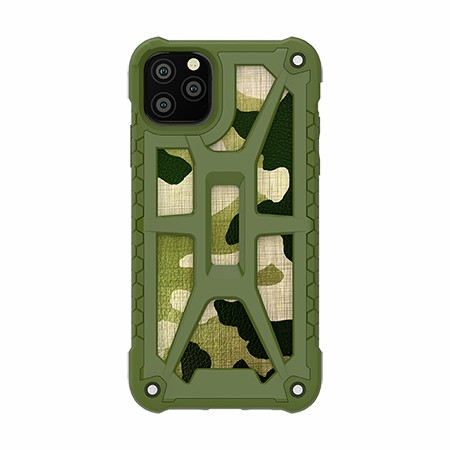 Picture of Supreme Armor Case for iPhone 11 Pro Max, Green Camo