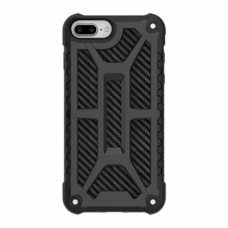 Picture of Supreme Armor Case for iPhone 6s/7/8 Plus, Black Carbon