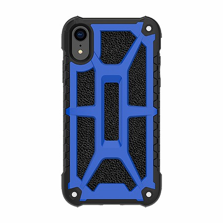 Picture of Supreme Armor Case for iPhone XR, Blue