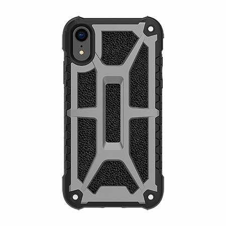 Picture of Supreme Armor Case for iPhone XR, Granite Black