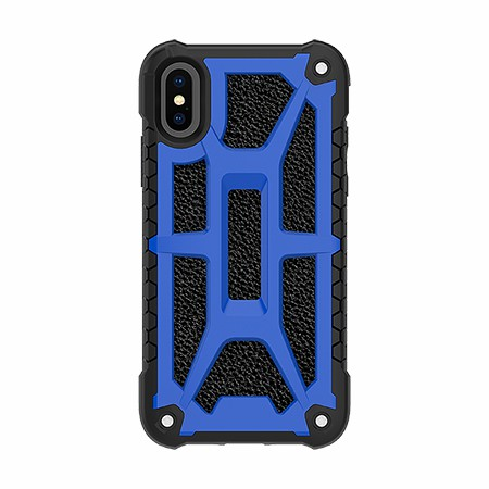 Picture of Supreme Armor Case for iPhone X/Xs, Blue