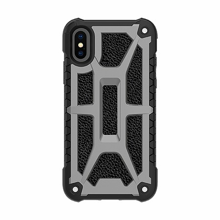 Picture of Supreme Armor Case for iPhone X/Xs, Granite Black