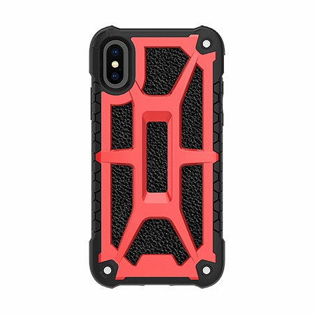 Picture of Supreme Armor Case for iPhone X/Xs, Red