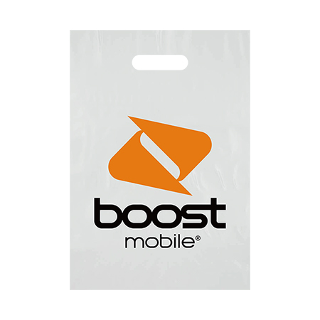 Picture of Small Boost Bag 100 ct. White