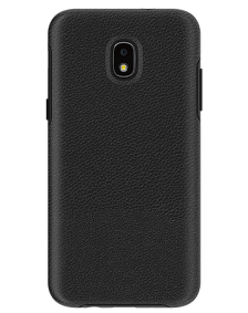Picture of Supreme Leather Case for Samsung J3 Achieve, Black