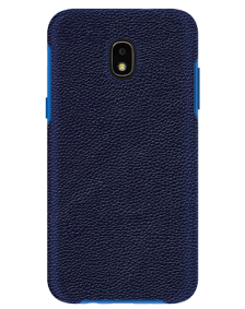 Picture of Supreme Leather Case for Samsung J3 Achieve, Dark Blue
