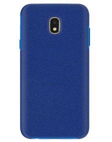 Picture of Supreme Leather Case for Samsung J7 Refine, Blue