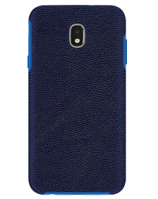 Picture of Supreme Leather Case for Samsung J7 Refine, Dark Blue