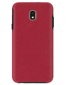 Picture of Supreme Leather Case for Samsung J7 Refine, Red