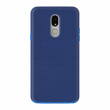 Picture of Supreme Leather Case for LG Stylo 5, Blue