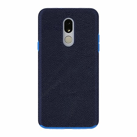 Picture of Supreme Leather Case for LG Stylo 5, Dark Blue