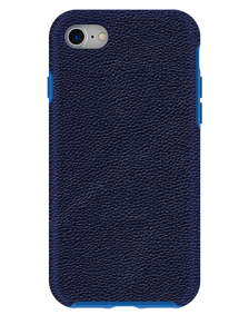 Picture of Supreme Leather Case for Apple iPhone 7/8 Plus, Dark Blue