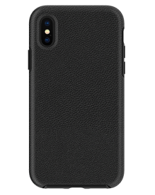 Picture of Supreme Leather Case for Apple iPhone X/Xs, Black
