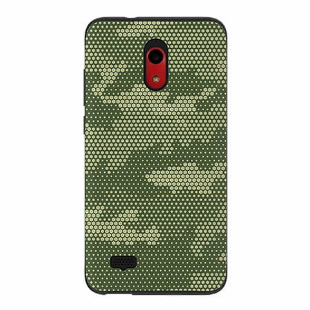 Picture of SYB Slimline Series Case for Coolpad Legacy Go, Hexa Camo