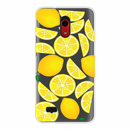 Picture of SYB Slimline Series Case for Coolpad Legacy Go, Lemons