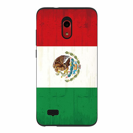 Picture of SYB Slimline Series Case Coolpad Legacy Go, MexicanFlagGrung