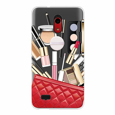 Picture of SYB Slimline Series Case for Coolpad Legacy Go, Red Handbag