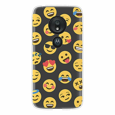 Picture of Slimline Series Case for Moto G7 Play, Emojis
