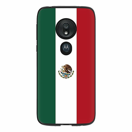 Picture of Slimline Series Case for Moto G7 Play, Mexican Flag