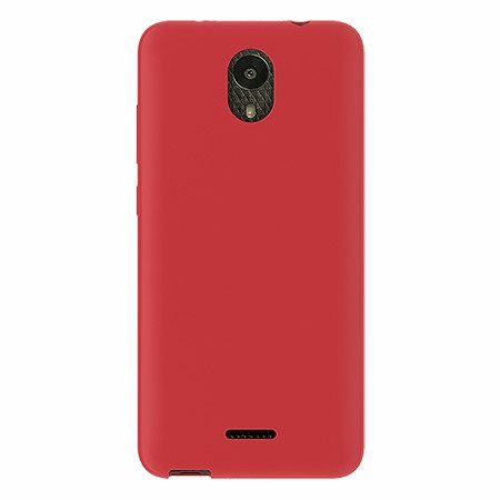 Picture of Slimline Series Case for Wiko Ride, Red