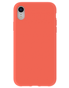 Picture of SYB Slimline Series Case for Apple iPhone XR, Tangerine