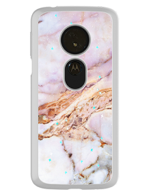 Picture of Motorola Moto G6 Play Sparkle Marble Series Case, 028