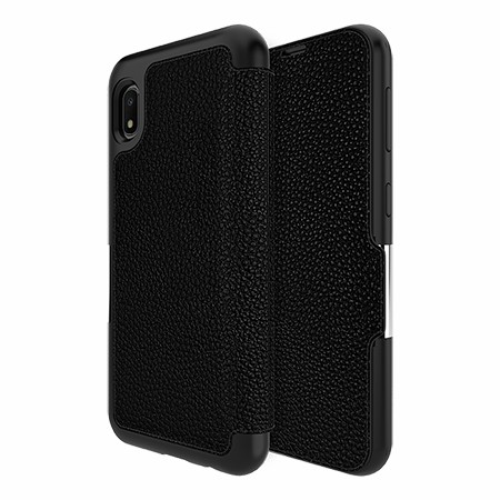 Picture of Sparta Folio Case for Samsung A10e, Black