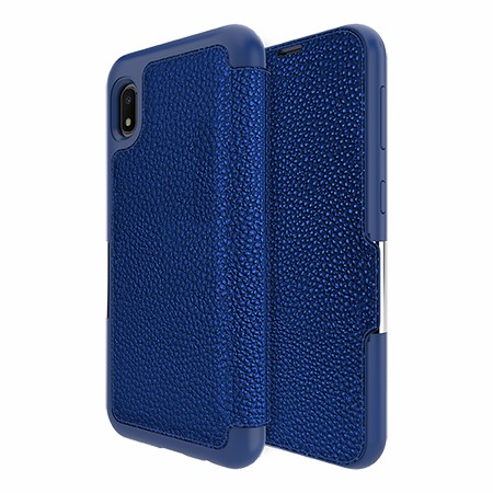 Picture of Sparta Folio Case for Samsung A10e, Blue
