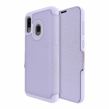 Picture of Sparta Folio Case for Samsung A20, Violet