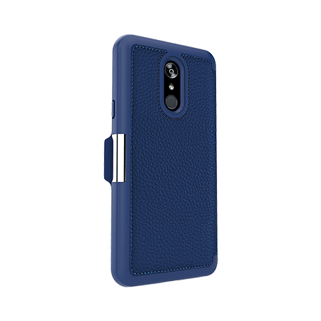 Picture of Sparta Folio Case for LG Stylo 4/4+, Blue