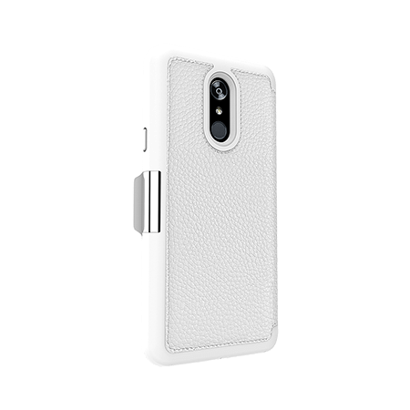 Picture of Sparta Folio Case for LG Stylo 4/4+, White