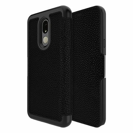Picture of Sparta Folio Case for LG Stylo 5, Black