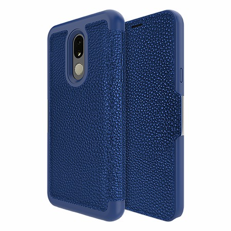 Picture of Sparta Folio Case for LG Stylo 5, Blue