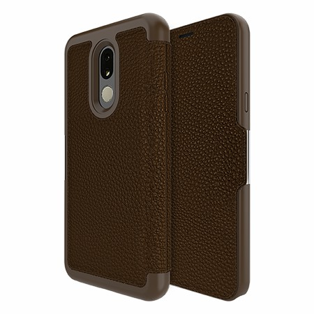 Picture of Sparta Folio Case for LG Stylo 5, Brown