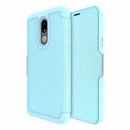 Picture of Sparta Folio Case for LG Stylo 5, Soft Blue