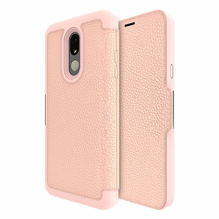Picture of Sparta Folio Case for LG Stylo 5, Soft Pink