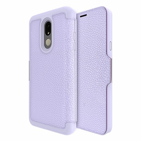 Picture of Sparta Folio Case for LG Stylo 5, Violet