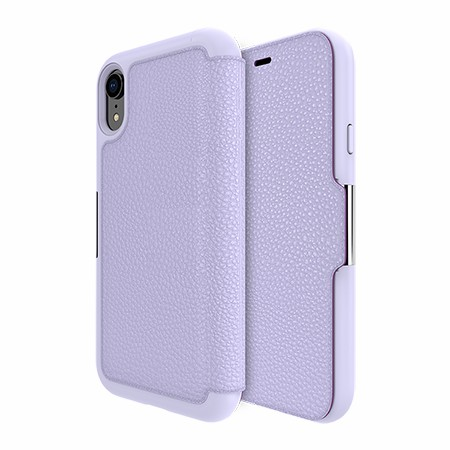 Picture of Sparta Folio Case for Apple iPhone XR, Violet