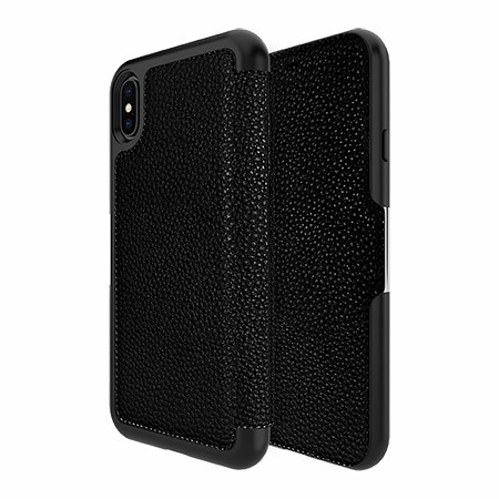 Picture of Sparta Folio Case for Apple iPhone Xs Max, Black