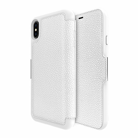 Picture of Sparta Folio Case for Apple iPhone Xs Max, White