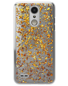 Picture of LG Tribute Dynasty Style Series Case, Gold Flakes