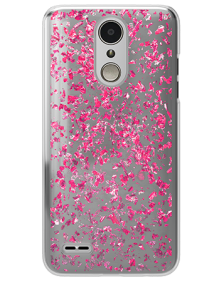 Picture of LG Tribute Dynasty Style Series Case, Pink Flakes