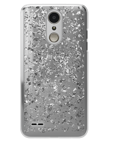Picture of LG Tribute Dynasty Style Series Case, Silver Flakes