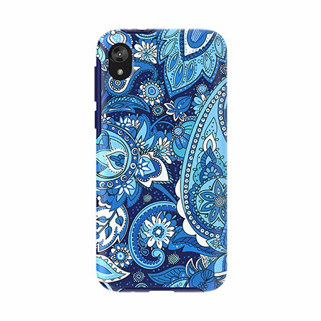 Picture of Supreme Series for Moto E6 Play, Blue Paisley