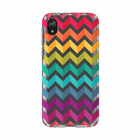Picture of Supreme Series for Moto E6 Play, ZZ Rainbow