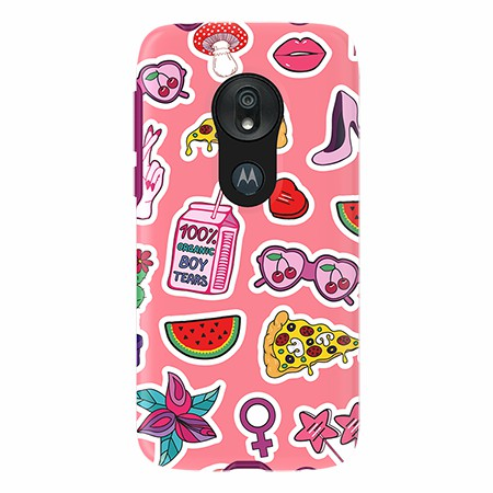 Picture of Supreme Series for Moto G7 Play, Girl Power