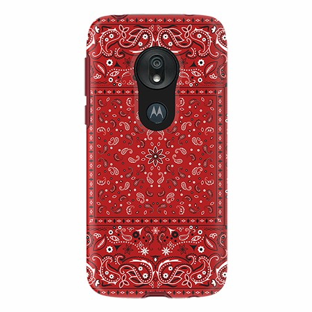 Picture of Supreme Series for Moto G7 Play, Red Set