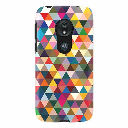 Picture of Supreme Series for Moto G7 Play, Triangle Spectrum