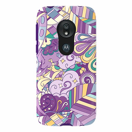Picture of Supreme Series for Moto G7 Play, Violet Dreams