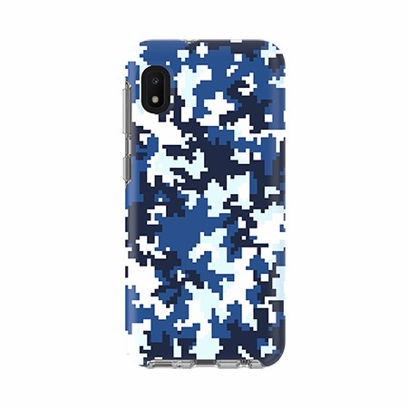 Picture of Supreme Series for Samsung A10e, Blue Pixel Camo